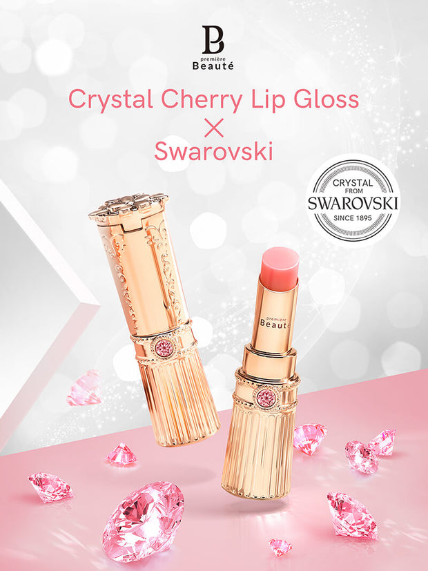 Premiere Beaute Crystal Cherry Lip Gloss