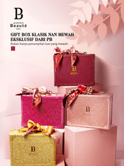 <b>Double Layer Gift Box Set</b><br> Luxurious, high quality, large capacity