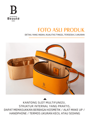 <b>Orange Hand Carry Bag/ Mini Sling Bag </b><br> Exquisite, multi-purpose, tear-resistant