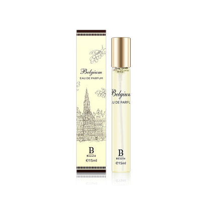<b>City Series Belgium Eau De Parfum 15ml/5ml</b><br>Floral/female