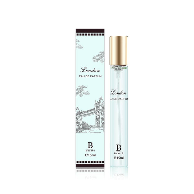 <b>City Series London Eau De Parfum 15ml/5ml</b><br>Woody aquatic/male