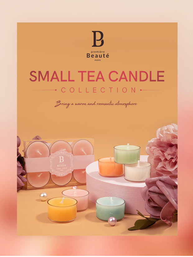 <b> Gift Set including 1 set Candles (Small tea x2)+1 Lipstick</b><br>Mini Spend 618,000Rp,Get 1 SET free
