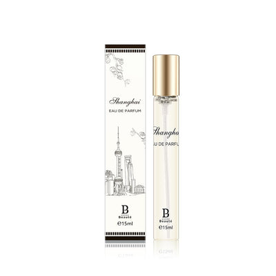 <b>City Series Shanghai Eau De Parfum 15ml/5ml</b><br>Fruity floral/female