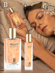 <b>Fashion Neon TWILIGHT Eau De Parfum 50ml/15ml</b><br>Green floral/unisex