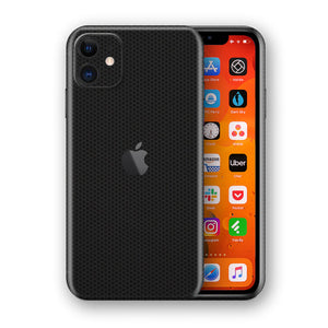 iPhone 11 Black Matrix Skin