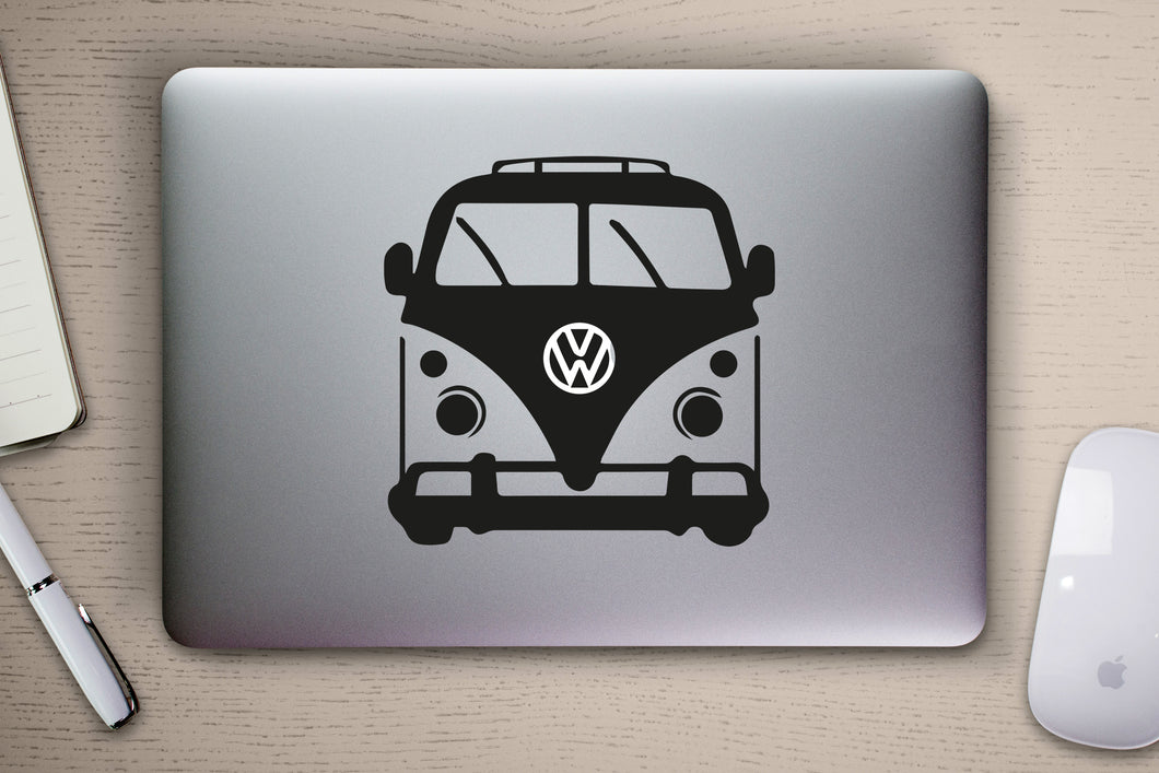 Travel MacBook Decal