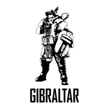 Load image into Gallery viewer, Apex Legends Gibraltar Wall Decal