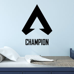 Apex Legends Champion Wall Decal