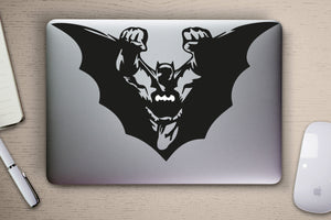 Batman Macbook Decals