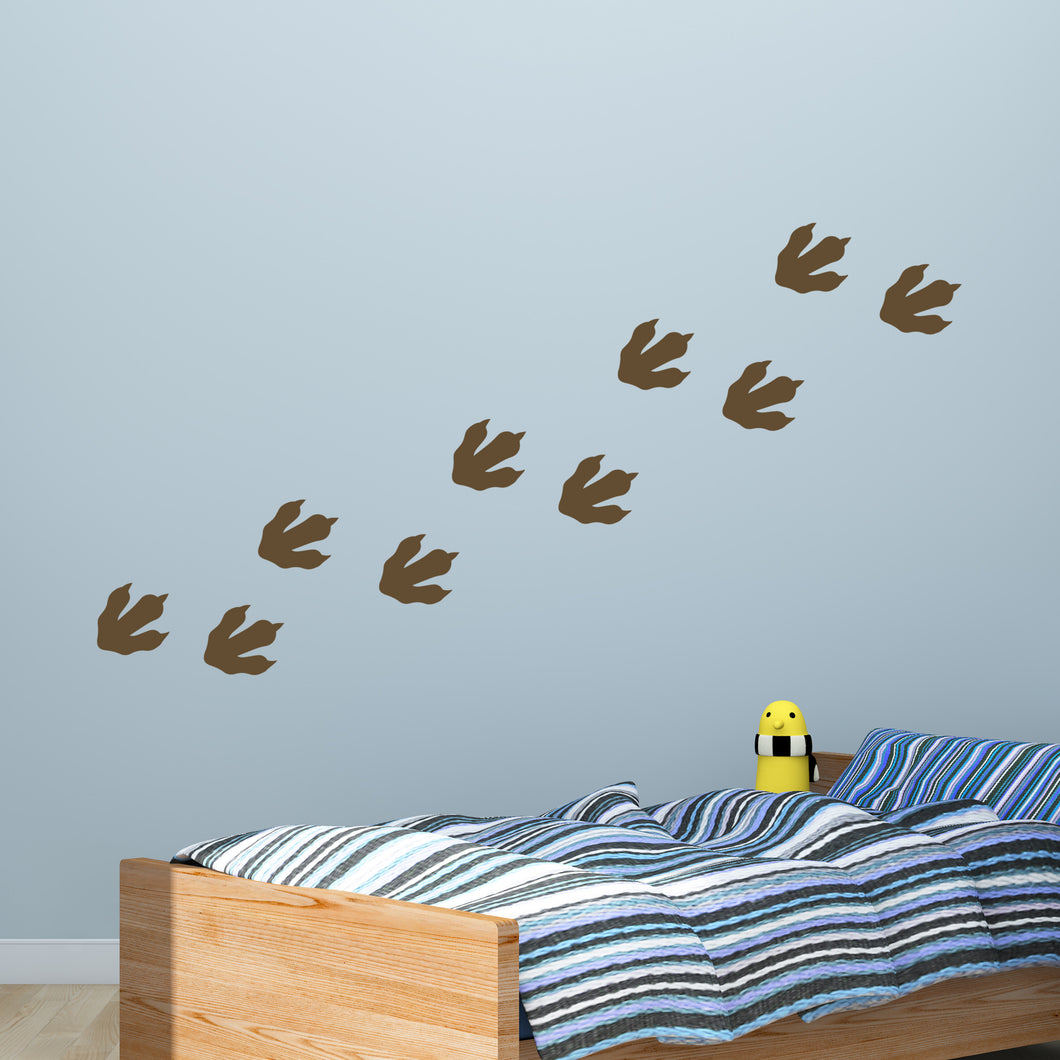 Dinosaur Wall Decals for Boys Bedroom