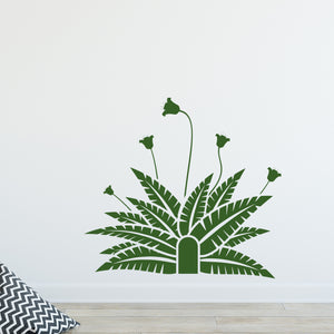 Jurassic Tree Wall Decal