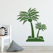 Load image into Gallery viewer, Jurassic Tree Wall Decal