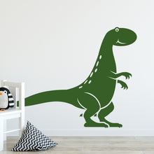 Load image into Gallery viewer, T-Rex Dinosaur Wall Decal Stickers
