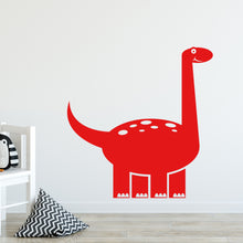 Load image into Gallery viewer, Dinosaur Wall Decal Sticker