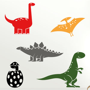 Dinosaur Wall Decals