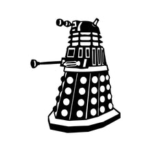 Load image into Gallery viewer, Dalek Wall Decal Sticker