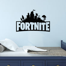 Load image into Gallery viewer, Fortnite Base Wall Decal Sticker
