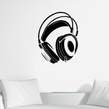 Load image into Gallery viewer, Headphone Wall Decals