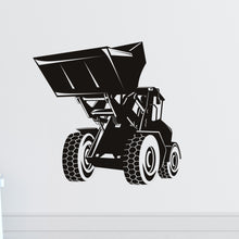 Load image into Gallery viewer, JCB Tractor Wall Decals