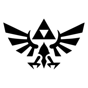 Legend of Zelda Wall Decals
