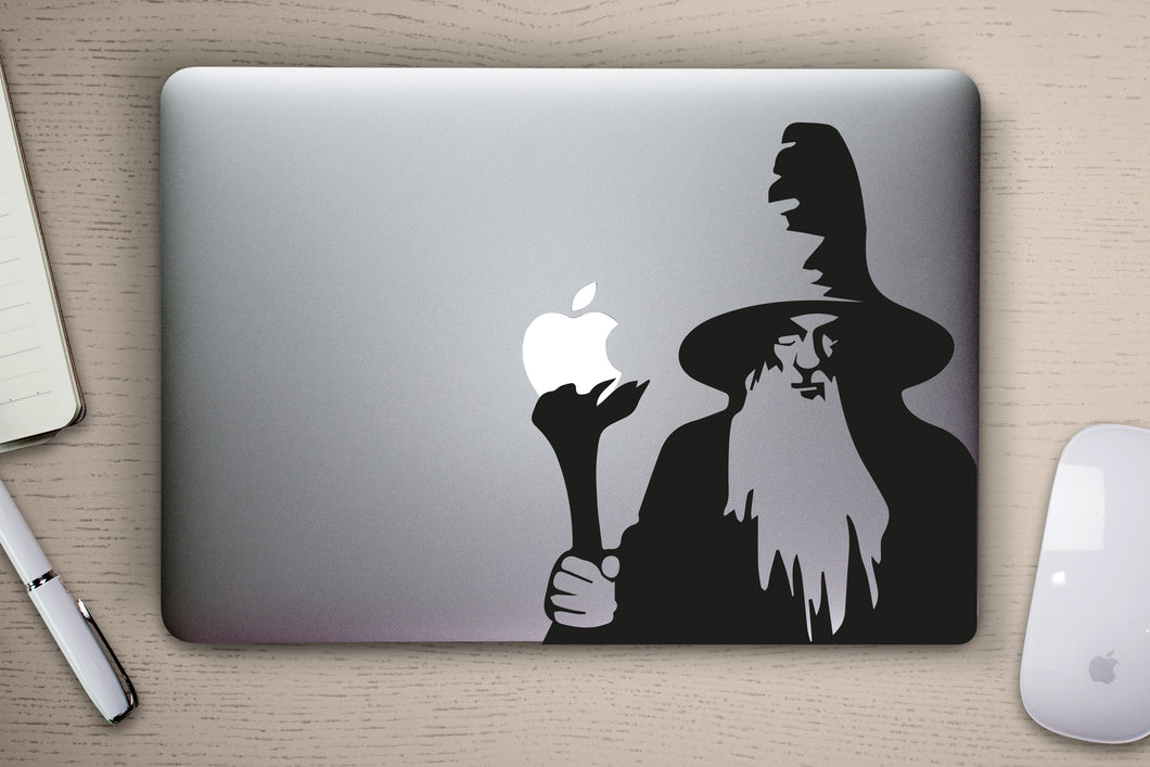 Lord of the rings Laptop Sticker