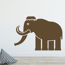 Load image into Gallery viewer, Mammoth Wall Decal Sticker