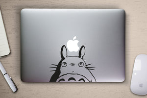 My Neighbour Totoro MacBook Decal