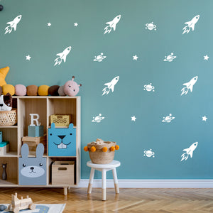 Childs Bedroom wall decor