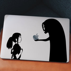 Spirited Away No Face Decal Sticker