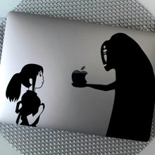 Load image into Gallery viewer, Spirited Away No Face Decal Sticker
