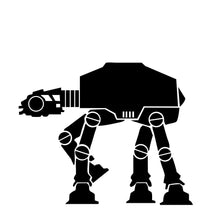Load image into Gallery viewer, Star Wars AT-AT Walker Wall Decal