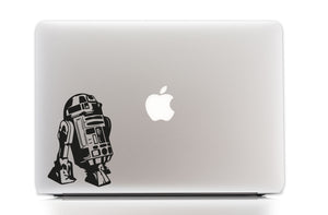 Star Wars R2D2 Laptop Decal
