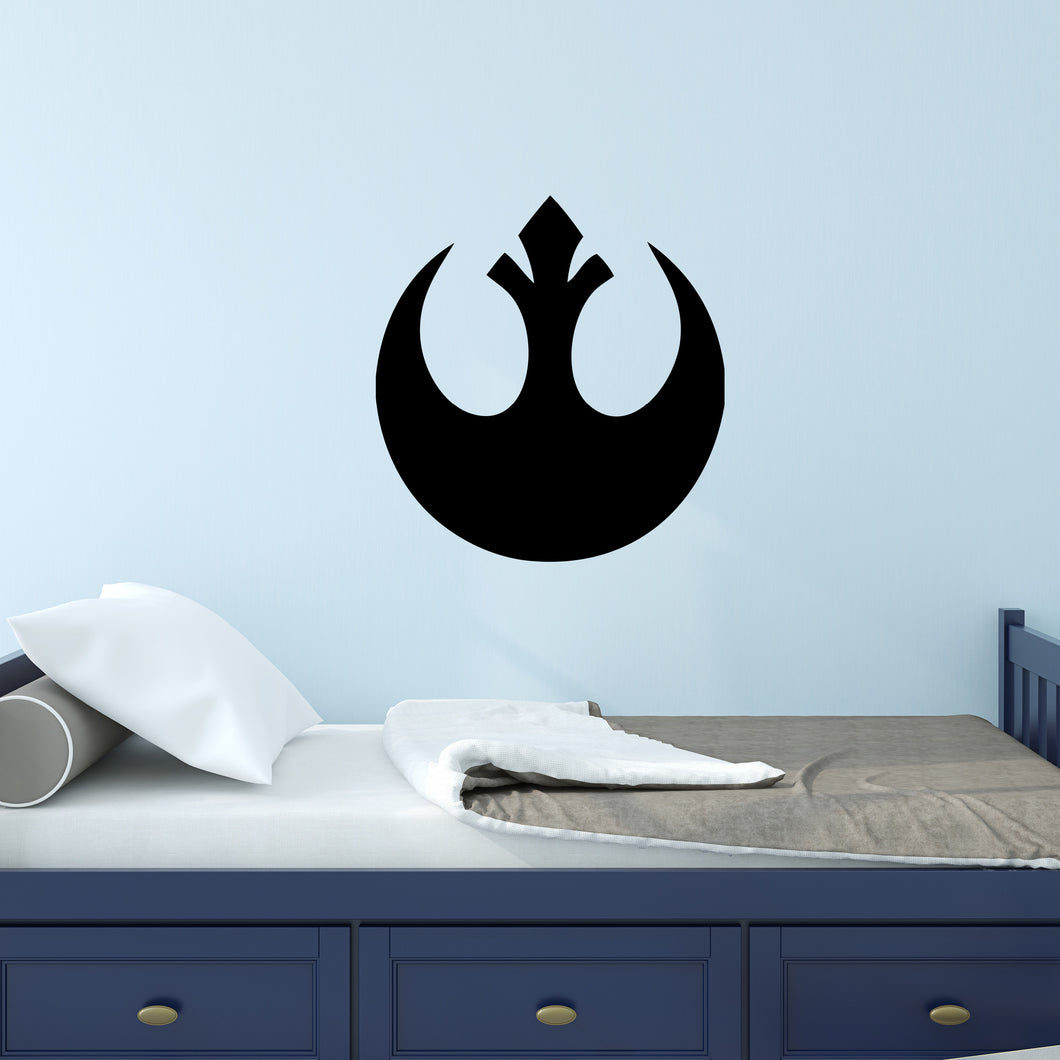 Star Wars Rebel Wall Decal