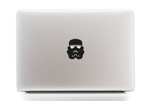 Load image into Gallery viewer, Stormtrooper Macbook Decal