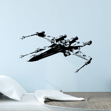 Load image into Gallery viewer, Star Wars X-wing Wall Decal