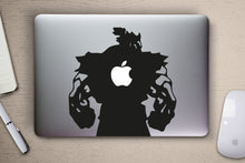 Load image into Gallery viewer, Street Fighter Decals for MacBook Laptops