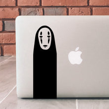 Load image into Gallery viewer, Studio Ghibli No Face Laptop Decal Sticker