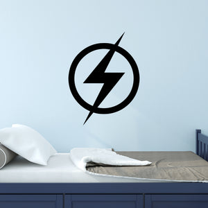 The Flash Wall Decal