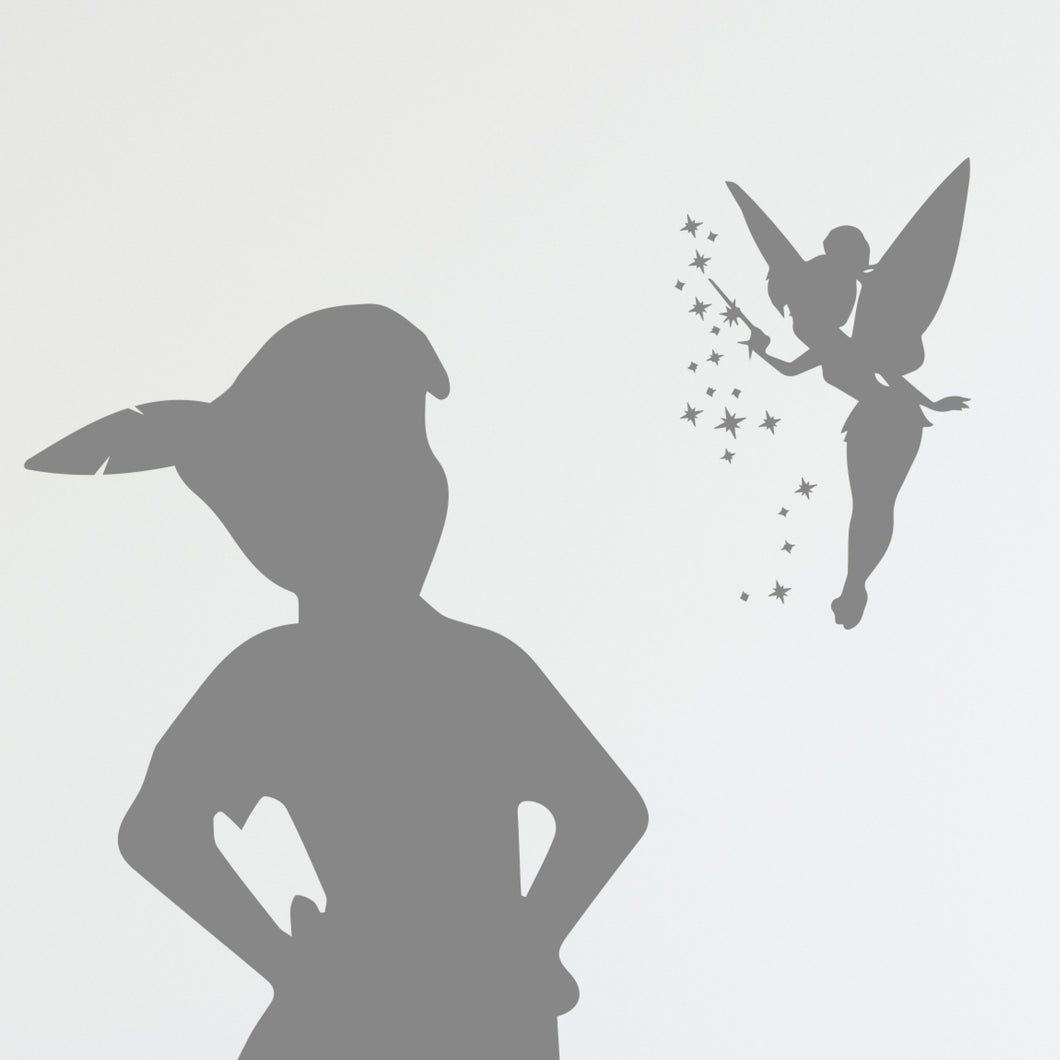 Tinkerbell Wall Decal for Kids Room