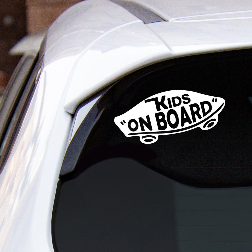 Vehicle Decals & Stickers