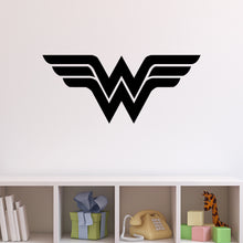 Load image into Gallery viewer, Wonder Woman Wall Decal