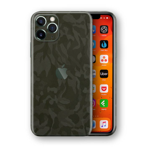 Shadow Green Protective Skin for iPhone 11 Pro