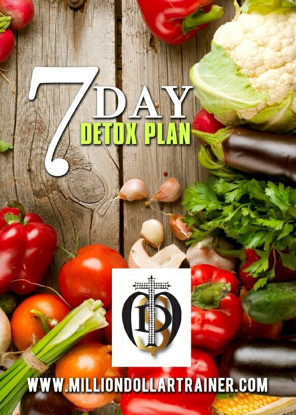 7 Day Detox ebook