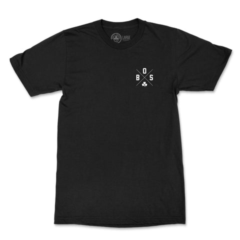 BOS Crest Tee