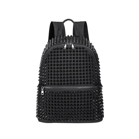 SPIKED FASHION - LEDERRUCKSACK DAMEN