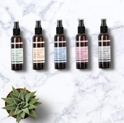 Kaycee's Hydrating Mist & Toner Collection Set! - Aihiki Skin
