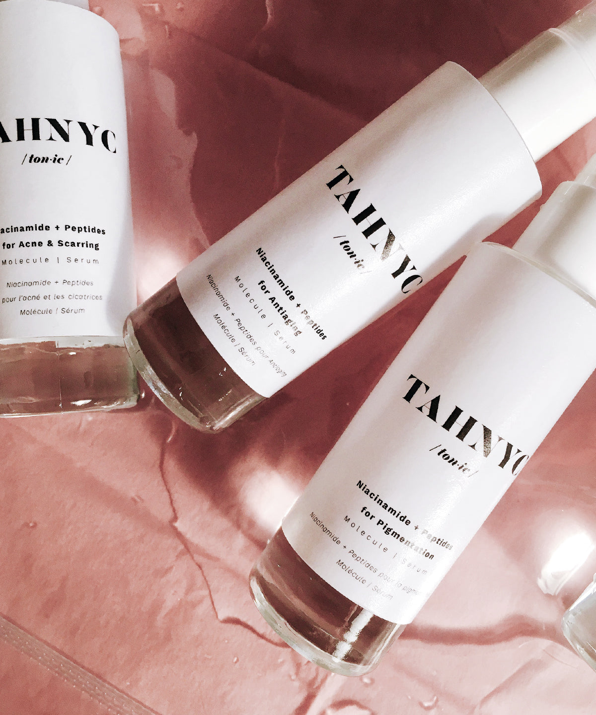 Niacinamide + Peptides for Antiaging - Aihiki Skin