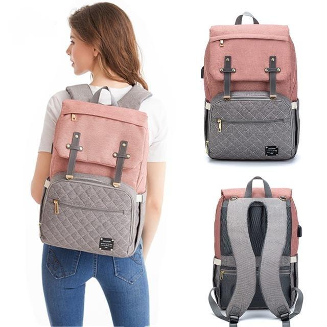 Best Diaper Bag Backpack | Best Baby Shower Gifts | Best Mommy Hospital Bag | Best Mom Baby Essential Products for Babylist Registry | Best Mommy & Baby Bag for Hospital |  Holiday Gift Ideas for Baby & Mommy | UpperBabies™