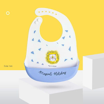 Best Waterproof Silicone Bib | Best Baby Shower Gifts | Best Mom Baby Essential Products for Baby Registry | Best Mommy & Baby Stuff for Hospital |  Holiday Gift Ideas for Baby & Mommy | UpperBabies™