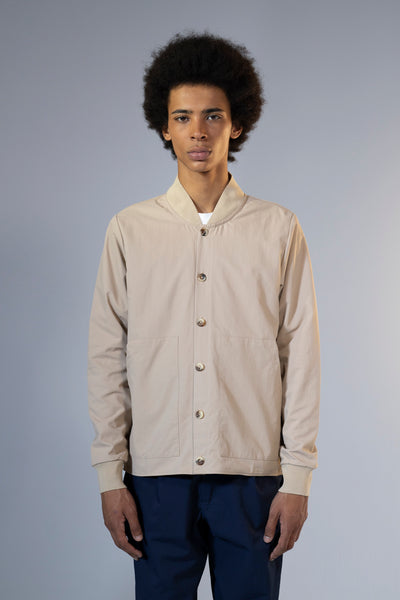 unfeigned spring jacket beige